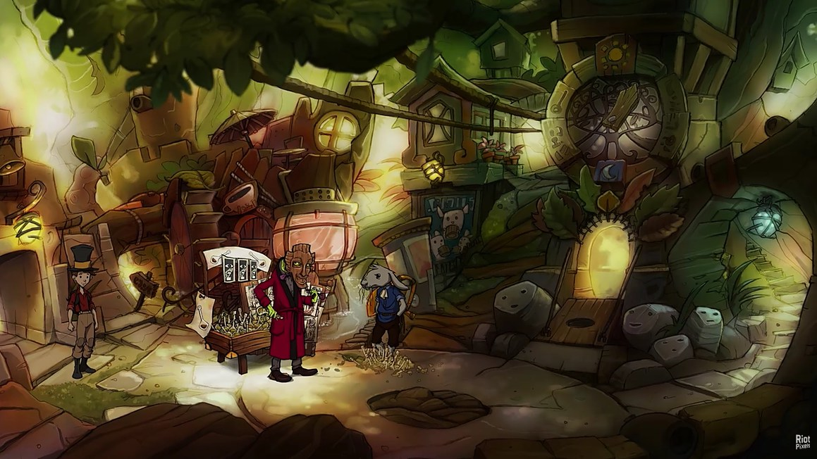 The night of the rabbit (2013) скачать через торрент игру.