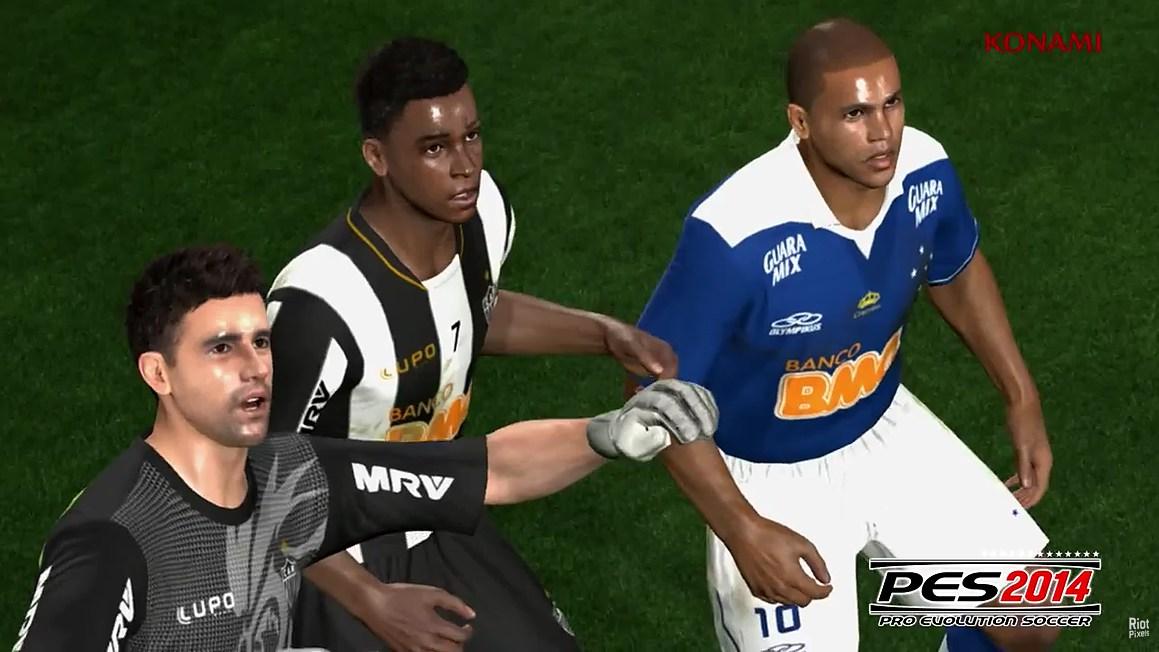 Видео #11 из Pro Evolution Soccer 2014 | Riot Pixels