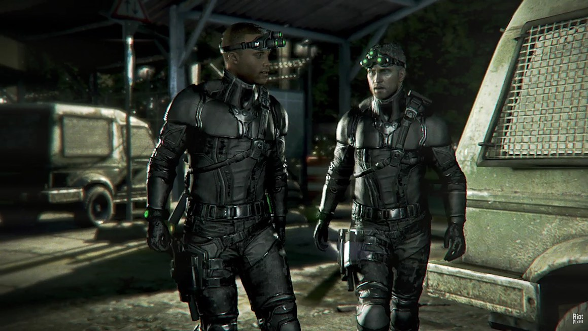 Tom clancy's splinter cell: pandora tomorrow скачать торрент.